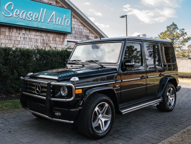 2011 Mercedes-Benz G-Class G 55 AMG in Wilmington, North Carolina