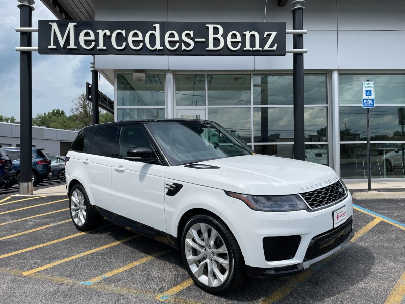 Pre-Owned 2018 Land Rover Range Rover Sport HSE
