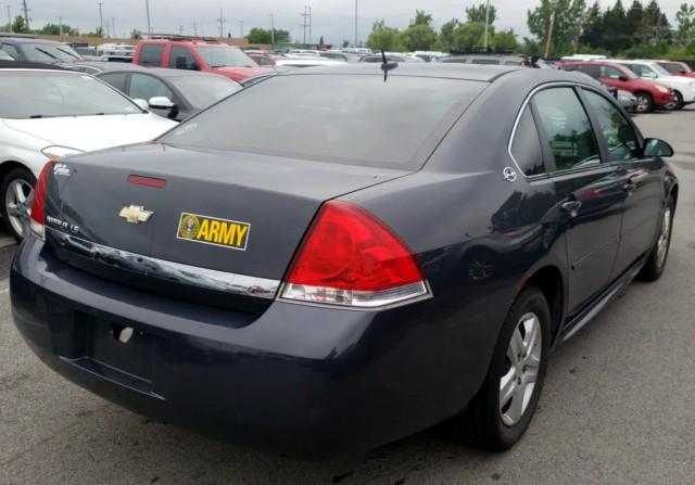 Used 2009 Chevrolet Impala LS Sedan for sale in Geneva NY