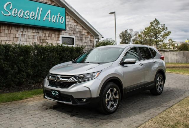 2018 Honda CR-V EX in Wilmington, North Carolina