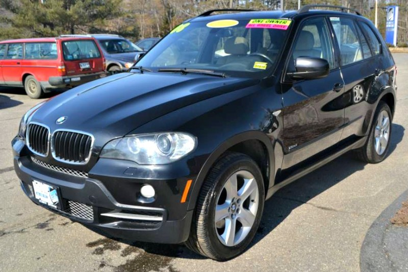 2008 BMW X5 3.0si in Wiscasset, ME