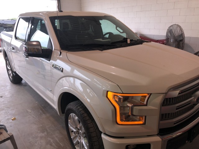2015 Ford F-150 Platinum in Ft. Worth, Texas