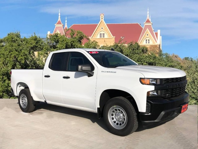 New 2020 Chevrolet Silverado 1500 Work Truck Pickup Truck In San Marcos 300487 Chuck Nash Auto Group