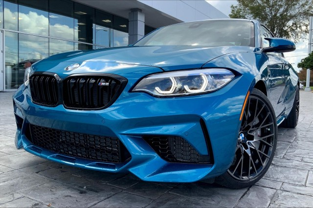 New 2021 BMW M2 Competition