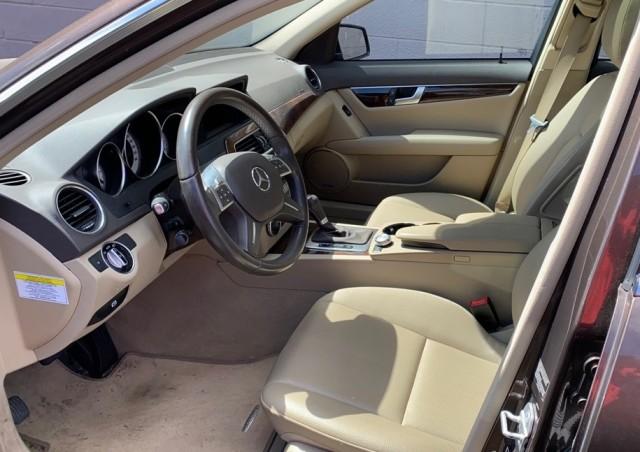 Used 2013 Mercedes-Benz C-Class C 300 Luxury Sedan for sale in Geneva NY
