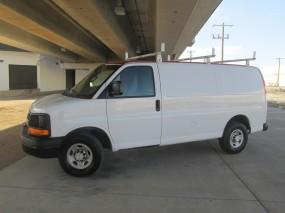 2016 Chevrolet Express Cargo Van  in Farmers Branch, Texas