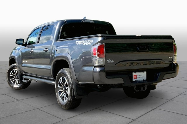 Certified Pre-Owned 2020 Toyota Tacoma 4WD TRD Sport Double Cab 5' Bed V6 AT (Natl)