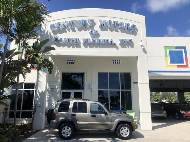 2007 Jeep Liberty LOW MILES Sport 4WD in pompano beach, Florida