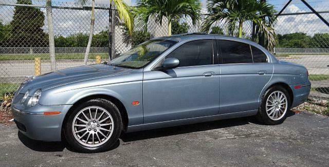 2006 Jaguar S-TYPE 3.0 in West Palm Beach, Florida