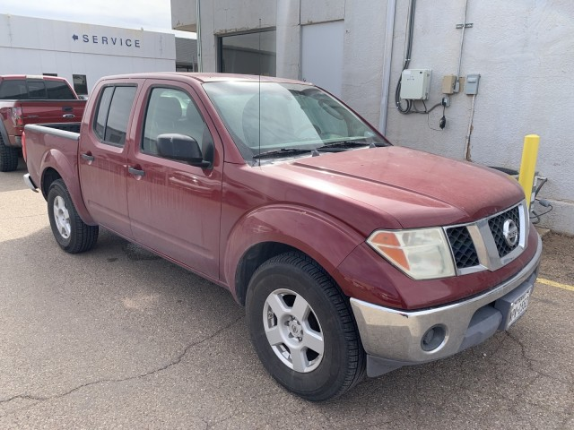 Used 2007 Nissan Frontier