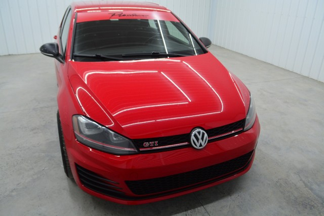 Used 2015 Volkswagen Golf GTI SE w/Performance Pkg Hatchback for sale in Geneva NY