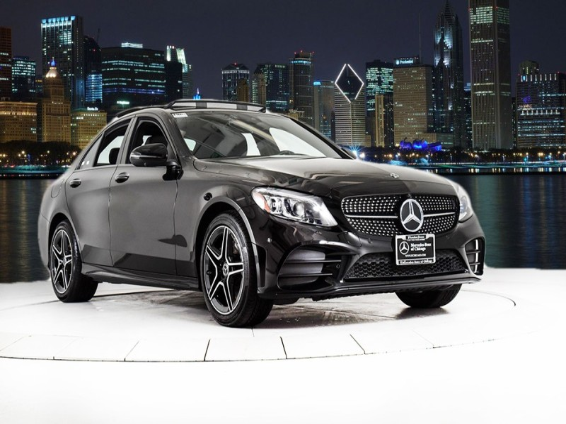 Previous Loaner 2021 Mercedes-Benz All Wheel Drive 4MATIC® C 300