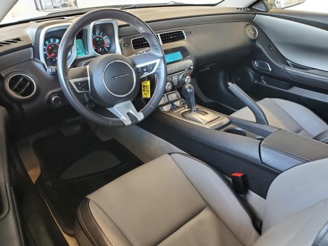 Pre-Owned 2011 Chevrolet Camaro 2LT