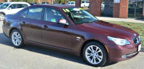 2010 BMW 5 Series 535i xDrive in Wiscasset, ME