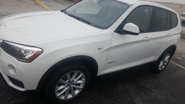 2017 BMW X3 sDrive28i in Ft. Worth, Texas