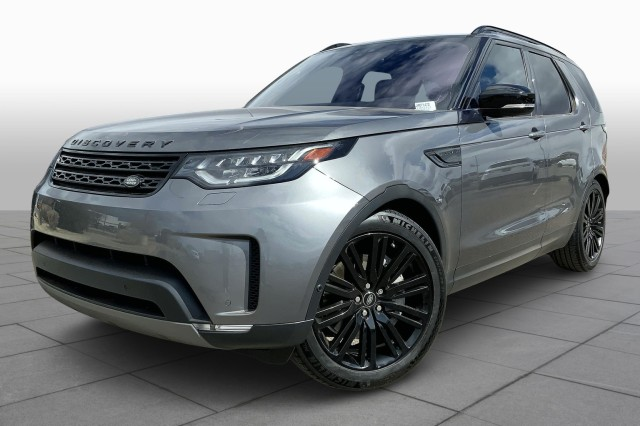 Used 2018 Land Rover Discovery