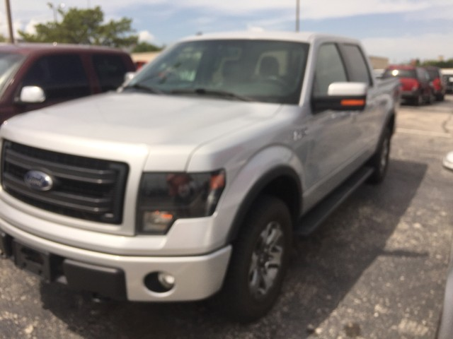 2013 Ford F-150 FX4 in Ft. Worth, Texas