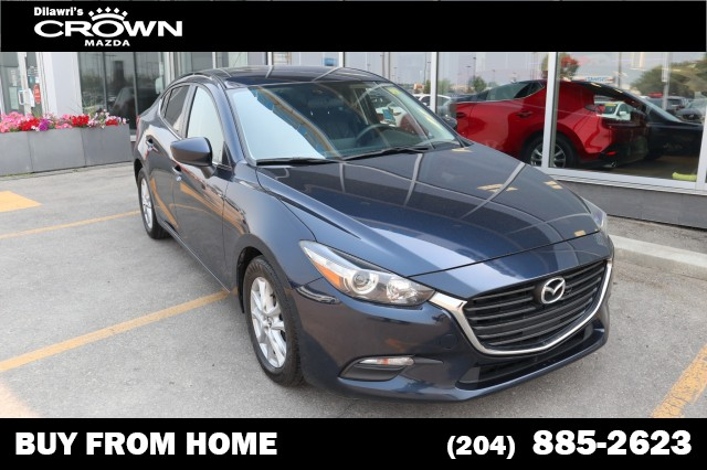 Pre-Owned 2017 Mazda3 SE **ACCIDENT FREE**