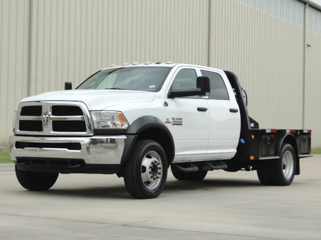 2015 Ram 4500 Tradesman in Houston, Texas