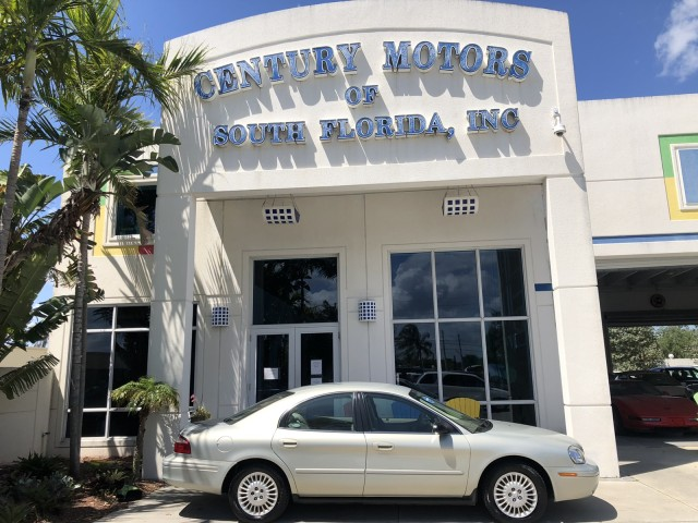 2005 Mercury Sable GS, v6, VERY LOW MILES, 2 owner, no accidents in pompano beach, Florida