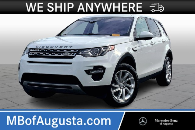 Used 2018 Land Rover Discovery Sport