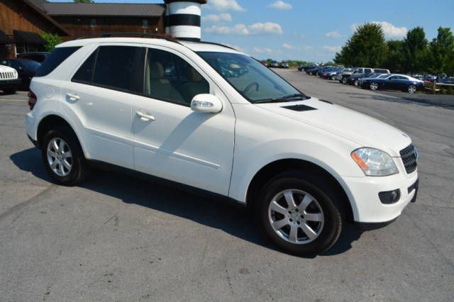 Used 2006 Mercedes-Benz M-Class 3.5L SUV for sale in Geneva NY