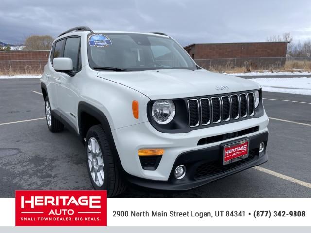 New 2021 Jeep Renegade Latitude