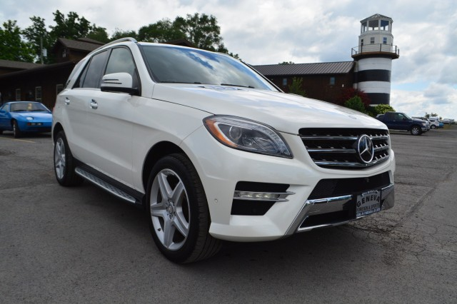 Used 2015 Mercedes-Benz M-Class ML 400 SUV for sale in Geneva NY