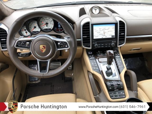 Certified Pre-Owned 2018 Porsche Cayenne Turbo