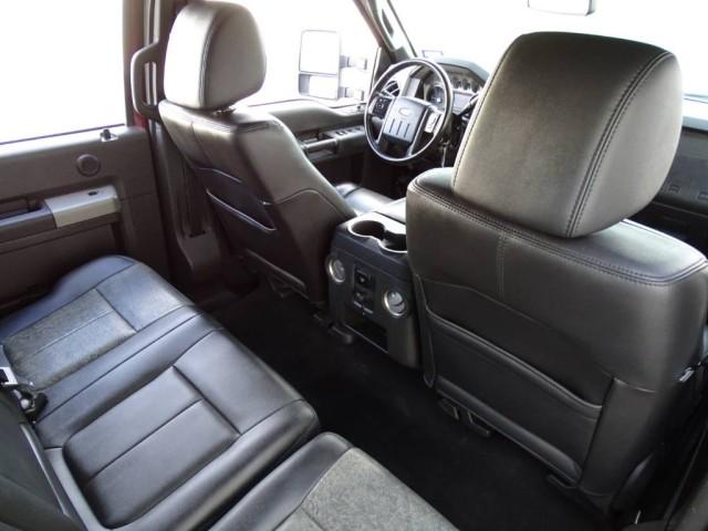 2011 Ford Super Duty F-250 SRW Lariat 4x4 in Houston, Texas