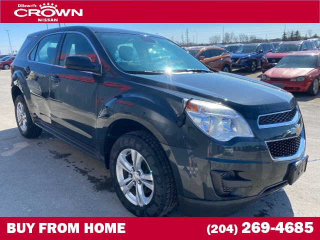 Pre-Owned 2014 Chevrolet Equinox FWD 4dr LS **Remote Starter / Power Seats / Local**