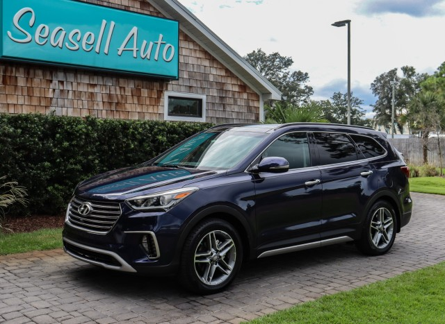 2018 Hyundai Santa Fe Limited Ultimate in Wilmington, North Carolina