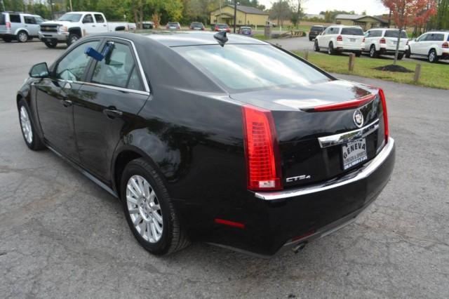 Used 2013 Cadillac CTS Sedan Luxury Sedan for sale in Geneva NY