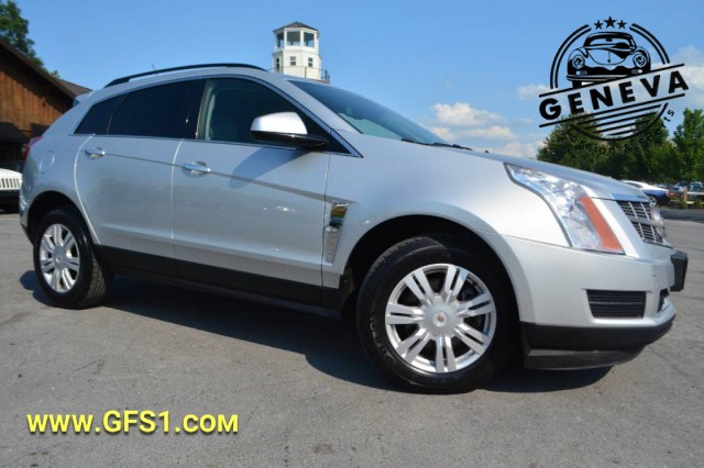 Used 2010 Cadillac SRX Base SUV for sale in Geneva NY