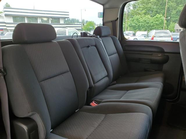 Pre-Owned 2012 GMC Sierra 1500 SLE