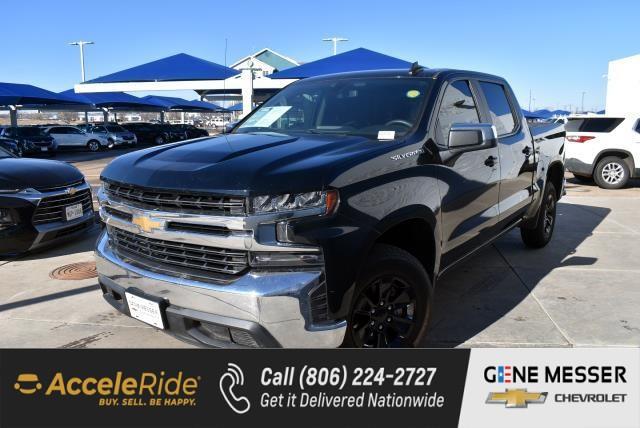 2020 Chevrolet Silverado 1500 LT * 1 OWNER CARFAX * 5.3L V8 * 806-747-3211