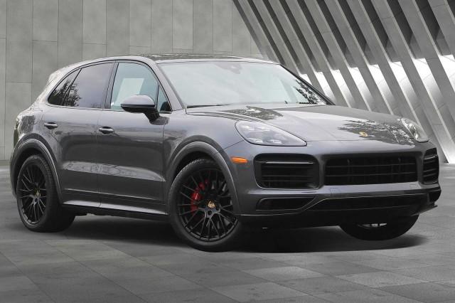New 2021 Porsche Cayenne GTS