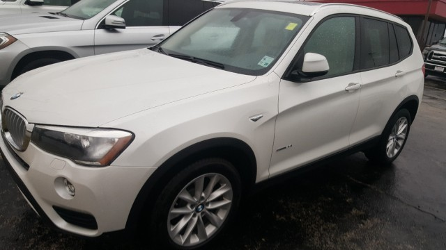 2016 BMW X3 sDrive28i in Ft. Worth, Texas