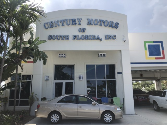 2006 Toyota Camry LE 1 OWNER in pompano beach, Florida