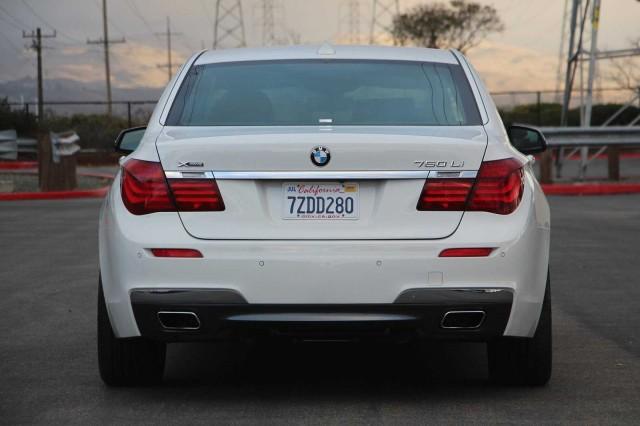Pre-Owned 2015 BMW 7 Series 750Li xDrive