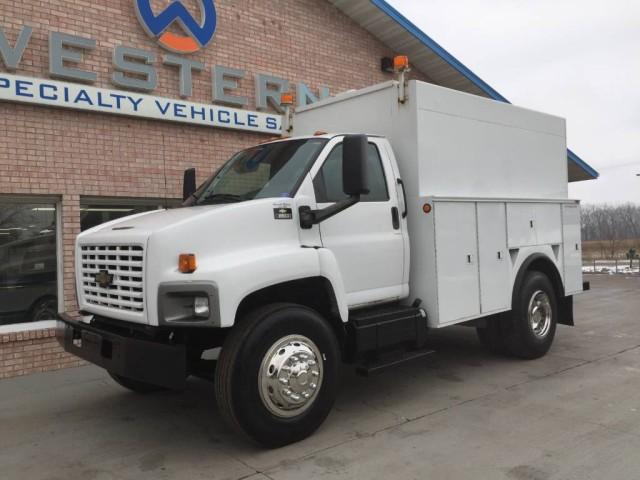 2006 Chevrolet CC8500 Service Truck