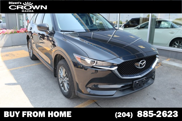 Pre-Owned 2017 Mazda CX-5 GS AWD Comfort Package **Crown Original**