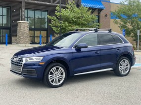 2018 Audi Q5 Premium Plus in Chesterfield, Missouri