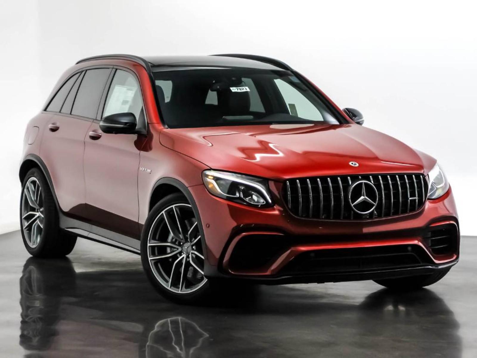 New 2019 Mercedes-Benz GLC AMG® GLC 63