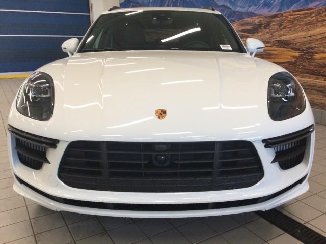 New 2021 Porsche Macan Turbo