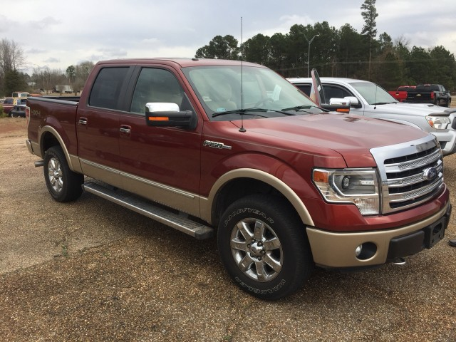 2014 Ford F-150 Lariat in Ft. Worth, Texas