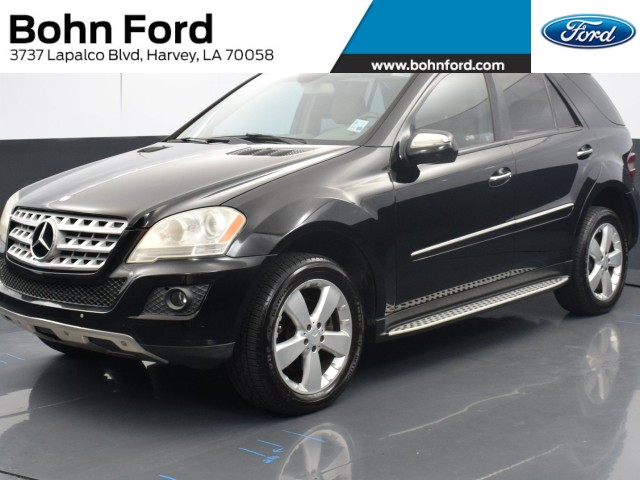 Used 2009 Mercedes-Benz M-Class