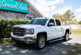 2017 GMC Sierra 1500 SLT in Wilmington, North Carolina