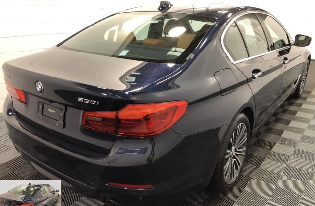 Used 2018 BMW 5 Series 530i xDrive Sedan for sale in Geneva NY