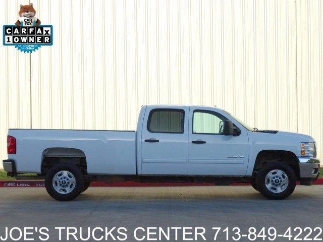 2013 Chevrolet Silverado 2500HD LT in Houston, Texas